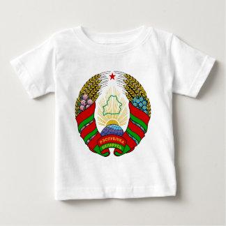 Wappen von Weißrussland Baby T-shirt