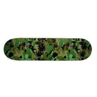 warchildcamoskate 20,1 cm skateboard deck