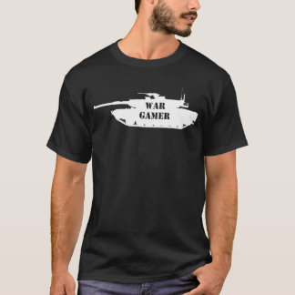 Wargamer M1A1 T - Shirt (dunkle Farbe)