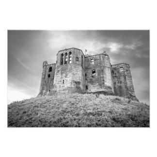 Warkworth Schloss-Fotodruck Fotodruck
