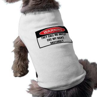 Warnendes Mutley T-Shirt