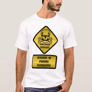 Warnzeichen - südlicher Komfort T-Shirt