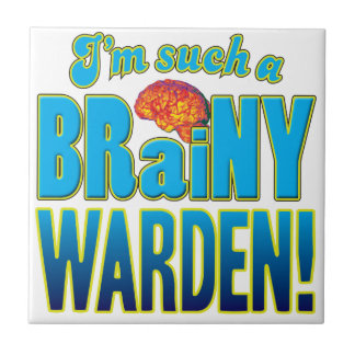 Wärter Brainy Brain Keramikkachel