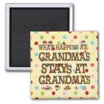 Was an den Großmüttern geschieht Magnets