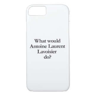 was Antoine lavoisier Laurent tun würde iPhone 8/7 Hülle