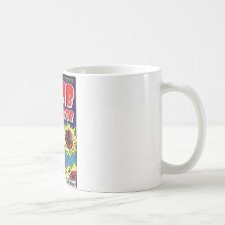 Was dort draussen Grab der Terror-Kaffee-Tasse war Kaffeetasse
