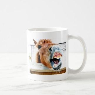 Was ist so lustig? kaffeetasse