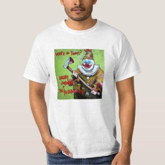 """Was ist so lustig?"" T-Stück T-Shirt"