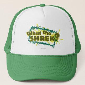 Was Shrek? Truckerkappe