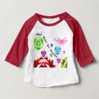 Was Sie schön macht Baby T-shirt