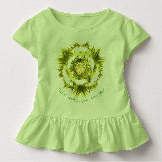 Was Sie schön macht Kleinkind T-shirt