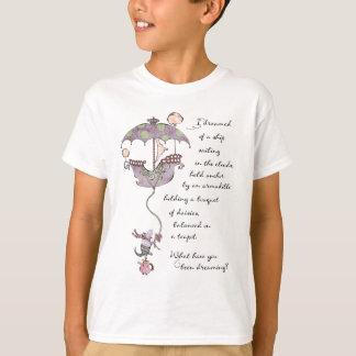 Was Sie T - Shirt träumte