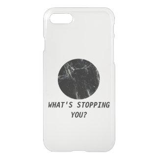 Was stoppt Sie? Minimales iPhone 8/7 Hülle