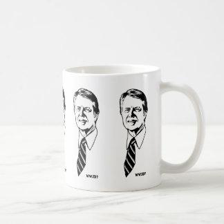 Was würde Jimmy tun? Kaffeetasse