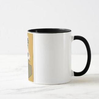 Waschbär Tasse