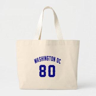 Washington DC. 80 Jumbo Stoffbeutel