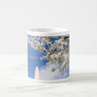 Washington DC-Kirschblüten Kaffeetasse