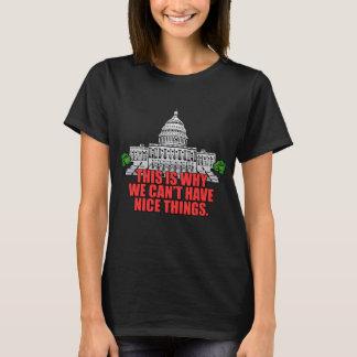 Washington DC-Nizza Sachen T-Shirt