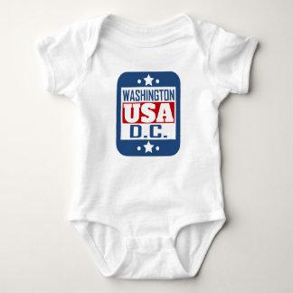 Washington DC USA Baby Strampler