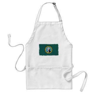 Washington-Flagge Schürze