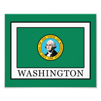 Washington Fotodruck
