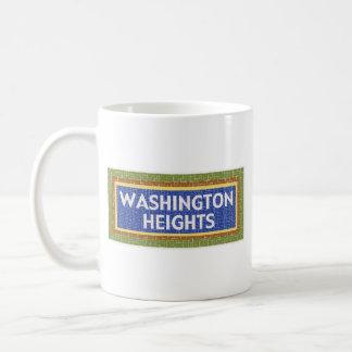 Washington- HeightsTasse Kaffeetasse