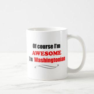 Washington ist fantastisch kaffeetasse