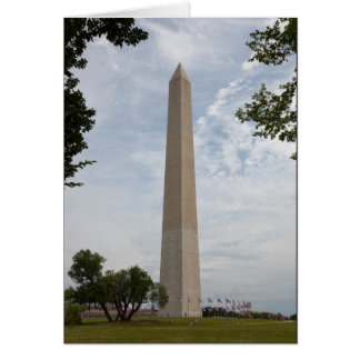 Washington-Monument Karte