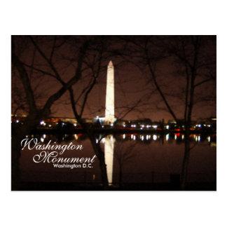 Washington-Monument, Washington D.C. Postcard Postkarte