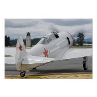Washington, Olympia, airshow militaire. 3 Poster