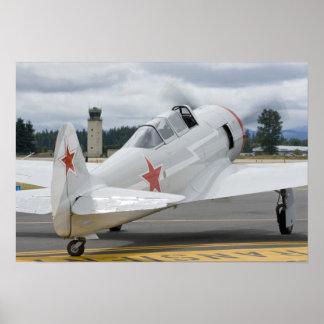 Washington, Olympia, airshow militaire. 6 Poster