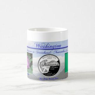 Washington-Staat Gedenk Kaffeetasse