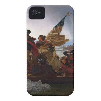 Washington Vintage Kunst, das des Delawares - US Case-Mate iPhone 4 Hülle