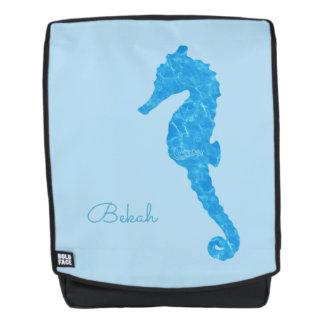 Wasser-Baby - Wasser-Seepferd-Rucksack Rucksack