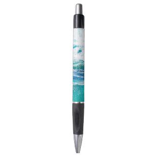 Wasser blendet Stift