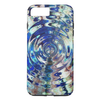 WASSER Element-Kräuselungs-Muster iPhone 8 Plus/7 Plus Hülle