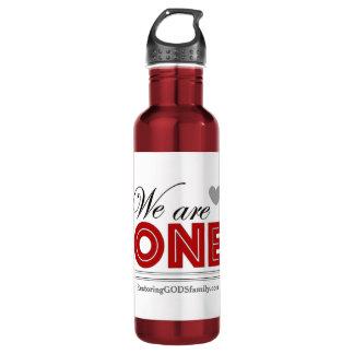 Wasser-Flasche (24 Unze), Edelstahl Trinkflasche