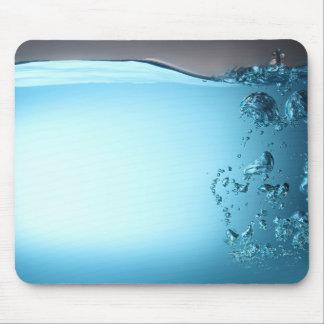 Wasser-Hintergrund Mousepads