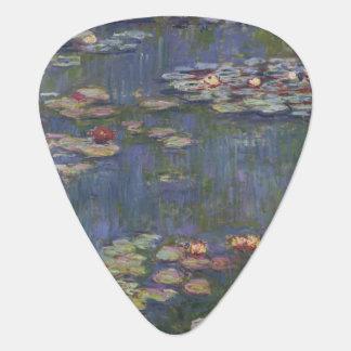 Wasser-Lilien durch Claude Monet Plektrum