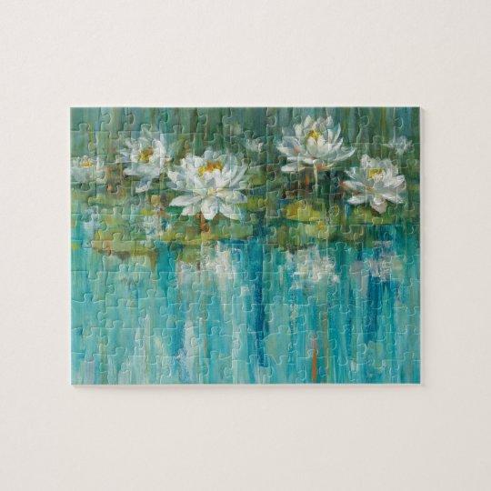 Wasser-Lilien-Teich