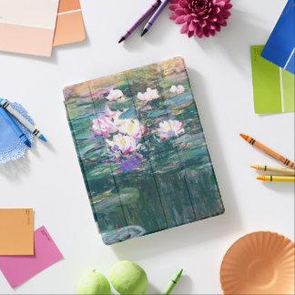 Wasser-Lilien-Teich Monet schöne Kunst iPad Hülle