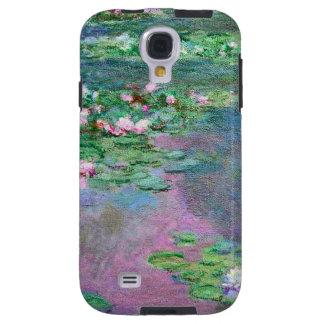 Wasser-Lilien-Teich-Reflexionen Galaxy S4 Hülle