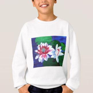Wasser Lilly Tanz Sweatshirt