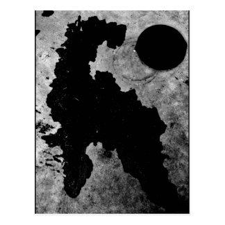 """Wasser-Pferd- u. Deckel"" JTG Kunst-Postkarte Postkarte"