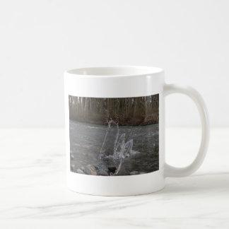 Wasser-Tanz Kaffeetasse