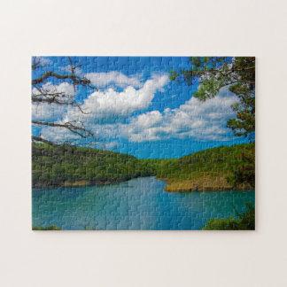 Wasser-Weisen-Landschaft