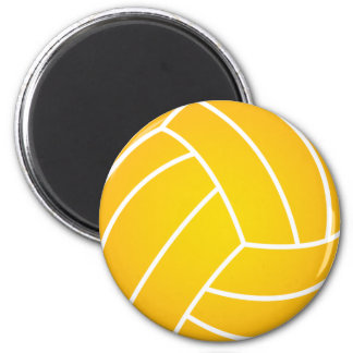 Wasserball-Ball-Magnet Runder Magnet 5,7 Cm