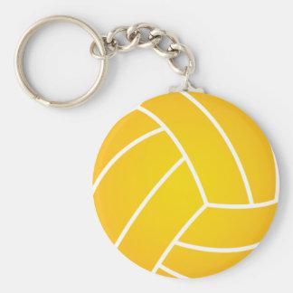 Wasserball-Ball-Schlüsselkette Standard Runder Schlüsselanhänger