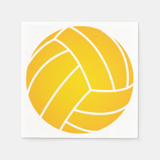 Wasserball-Ball-Standard-Servietten Papierserviette