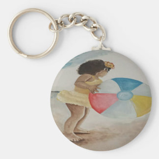 Wasserball Schlüsselanhänger